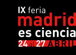 IX feria madrid es ciencia