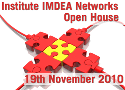 Institute IMDEA Networks Open House